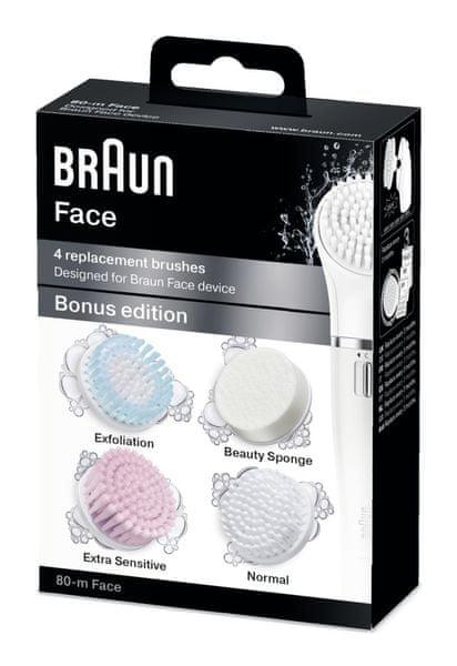 Braun Bonusová edice Face 80M
