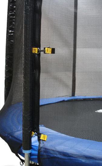 Acra Trampolína s ochrannou sítí 244cm