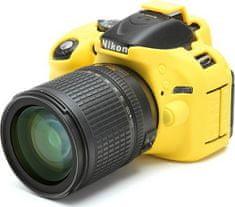 Easycover Reflex Silic Nikon D5200 Yellow
