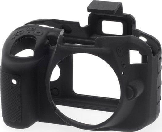 Easycover Reflex Silic Nikon D3300 Black