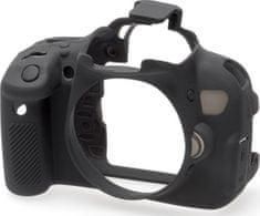 Easycover Reflex Silic Canon 650/700D Black