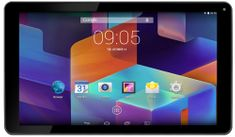 "HANNSPREE HannsPad 10.1"" HD, Android 4.4, Quad-Core, 8GB, HDMI, černý"