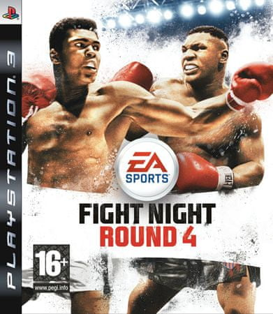 EA Games Fight Night Round 4 (PS3)