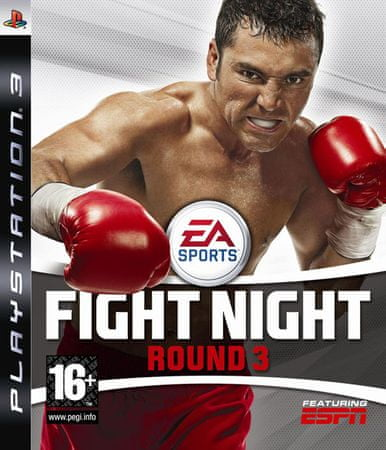 EA Games Fight Night Round 3 (PS3)