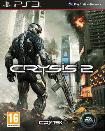 EA Games Crysis 2 (PS3)