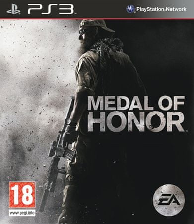 EA Games Medal of Honor (PS3)