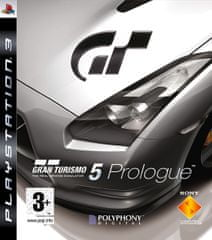 Sony Gran Tursimo 5 Prologue Platinum (PS3)