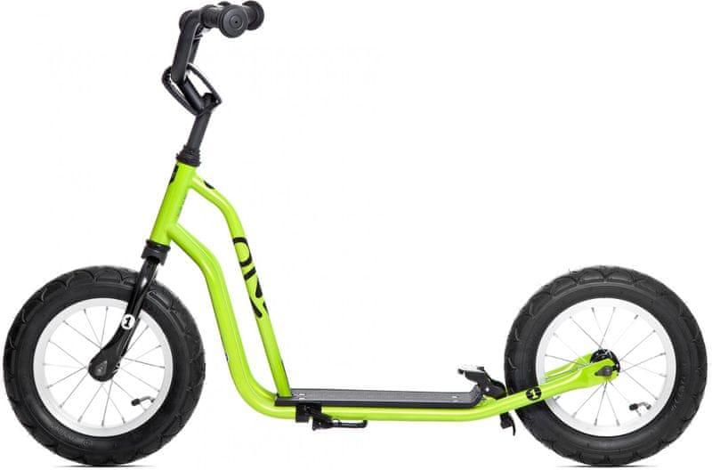 Yedoo Koloběžka One, zelená