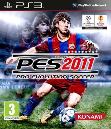 Konami PES 2011 (PS3)