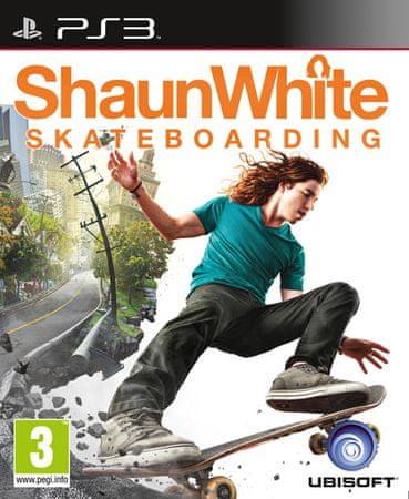 Ubisoft Shaun White Skateboarding (PS3)
