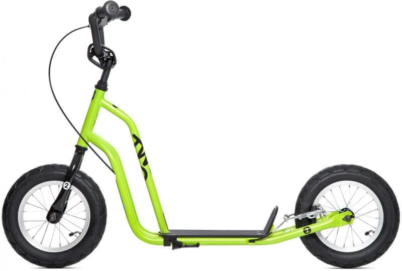 Yedoo koloběžka Two zelená