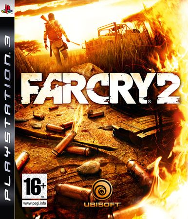 Ubisoft Far Cry 2 (PS3)