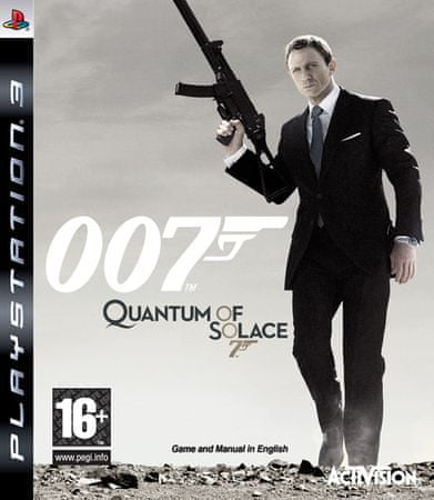 Activision James Bond: Quantum of Solace (PS3)