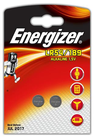 Energizer LR54 2ks Alkaline