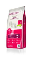 Fitmin Medium Light kutyatáp - 15kg