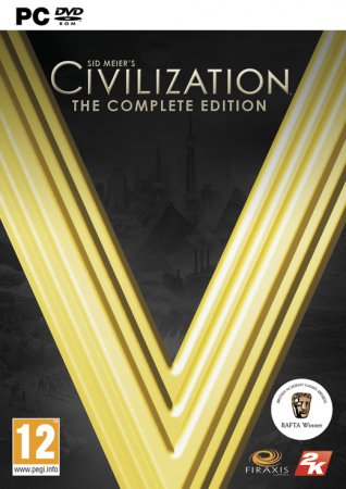 Take 2 Sid Mier's Civilization V Complete Edition (PC)