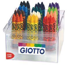 Giotto voščenke Maxi 84/1 5228 00