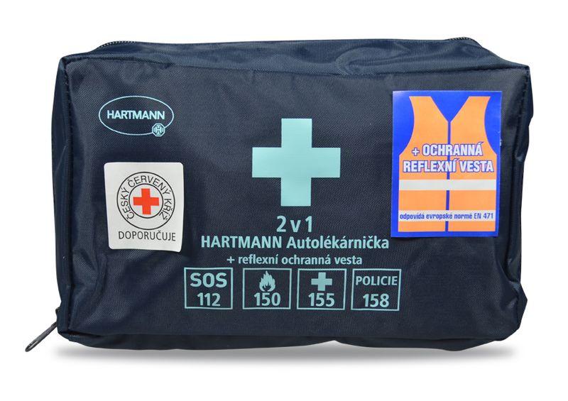 Hartmann Autolékárnička 2v1