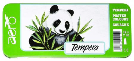 Aero tempera Panda 12/1, 7ml