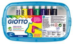 Giotto tempera Box 12ml. 7/1 3030 00