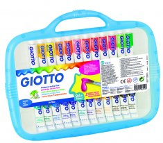 Giotto tempera Box 12ml. 24/1 3050 00