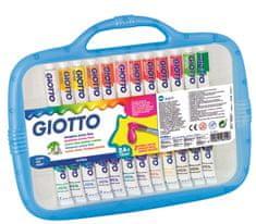 Giotto tempera Box 12ml. 24/1 3050 00