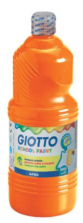 Giotto tempera 1000 ml oranžna