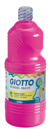 Giotto tempera 1000 ml ciklam