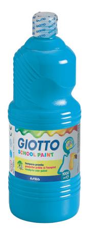 Giotto tempera 1000 ml modra