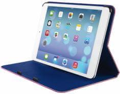 Trust Aeroo Ultrathin Cover stand iPad mini - modrá/růžová (19843)