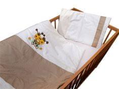 COSING 2- częściowy zestaw pościeli De Luxe, pszczółka