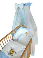 COSING 4-delni set posteljnine De Luxe Čebela