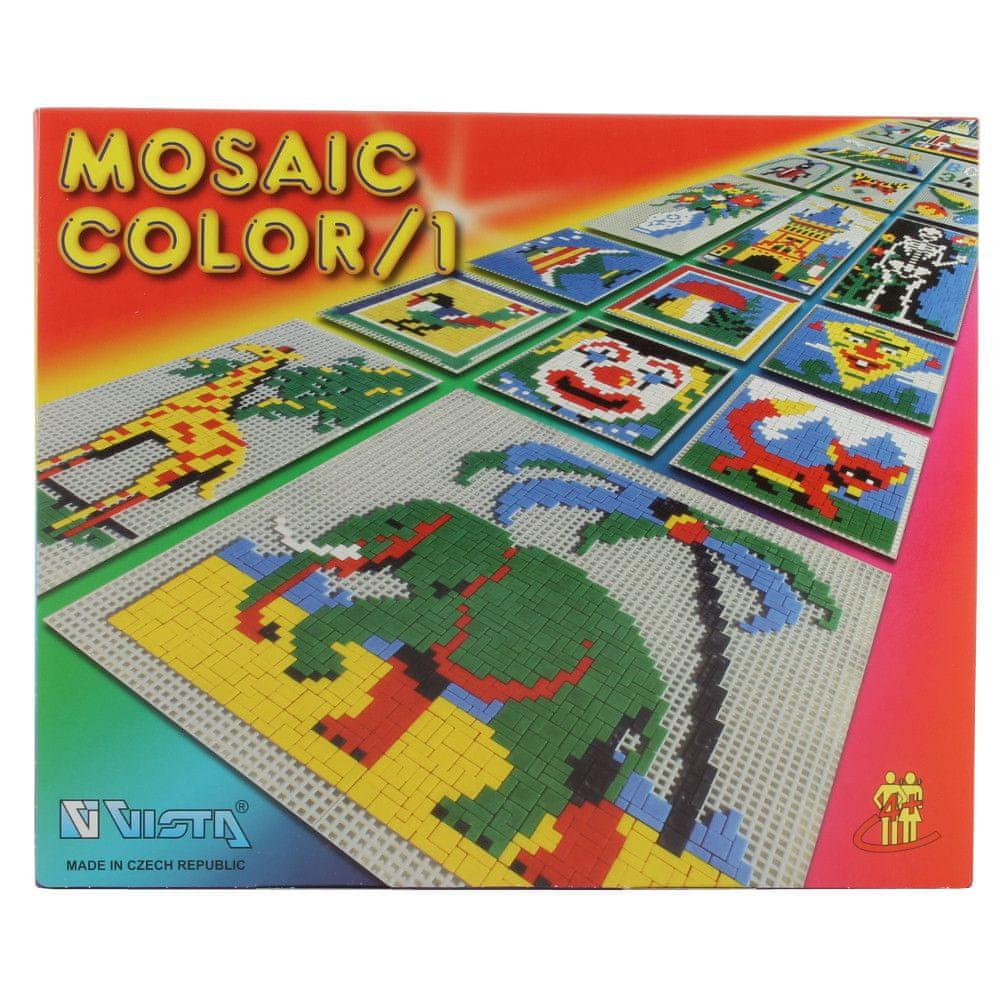 VISTA Mozaika Color 1, 2016 ks