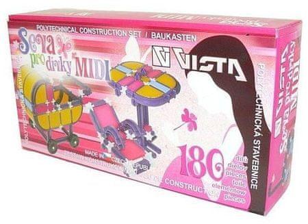 Seva Pro dívky MIDI 1