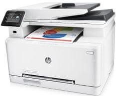 HP večfunkcijska naprava CLJ MFP M277dw