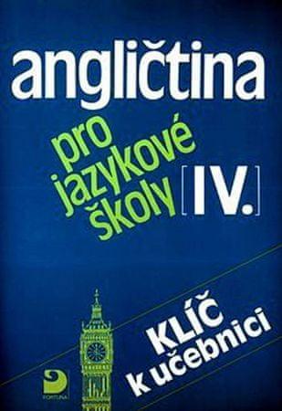 Peprník Jaroslav, Vacková Eva: Angličtina pro jazykové školy IV. - Klíč