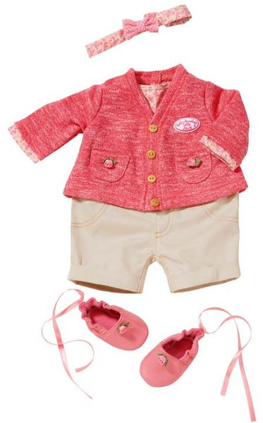 Baby Annabell Souprava s pleteným svetříkem