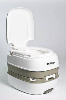 BERGER prenosni WC Deluxe