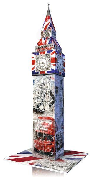 Ravensburger Big Ben Vlajková edice 216 dílků