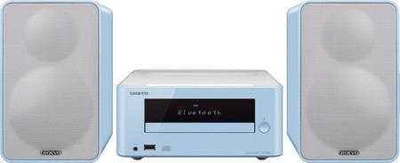 Onkyo mini sistem CS-265, svetlo moder