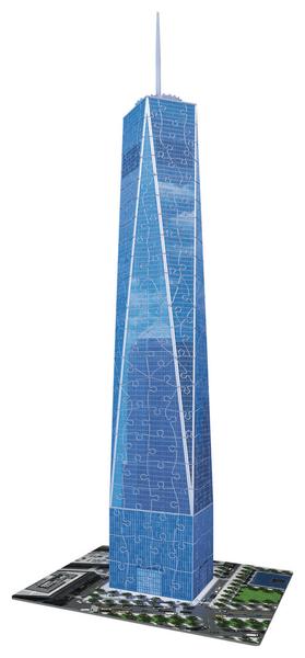 Ravensburger Trade Center 3D 216 dílků