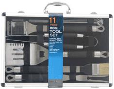 GrillMe 11-częściowy zestaw BBQ w walizce