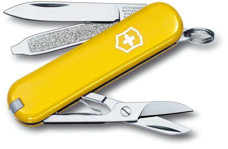 Victorinox Classic SD žlutá
