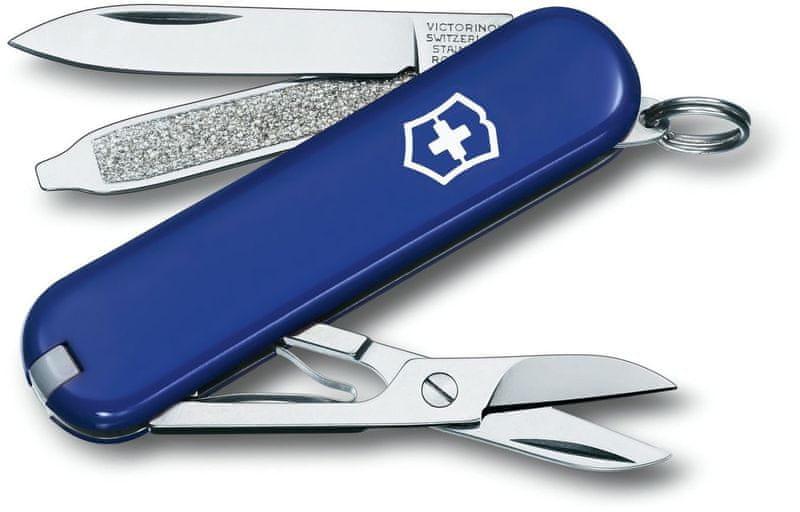 Victorinox Classic SD modrá