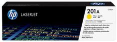 HP toner 201A, rumen (CF402A), za 1500 strani