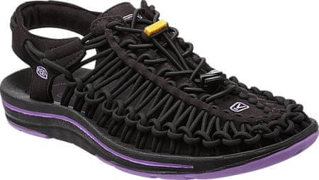 KEEN Uneek W Black/Bougainvillea 8,5 US (39 EU)
