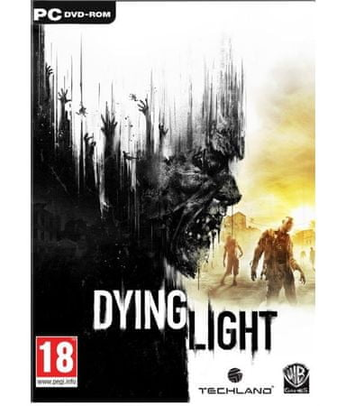 Techland gra Dying Light PC