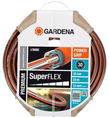 """Gardena Premium SuperFLEX hadice 12 x 12 (1/2"""") 20 m, bez armatur (18093-20)"""