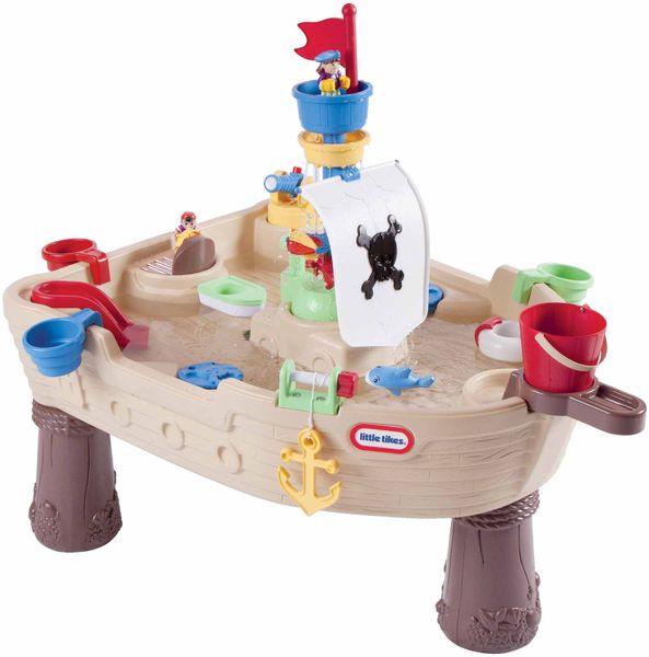 Little Tikes Vodní stůl - pirátská loď