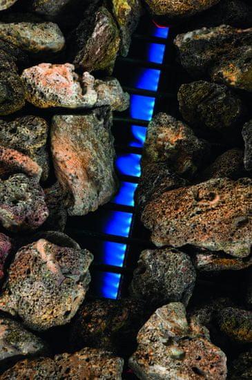 Activa Halifax Plynový lávový gril (11993)